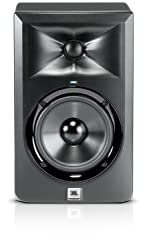 JBL LSR305 professional studio monitor reviews