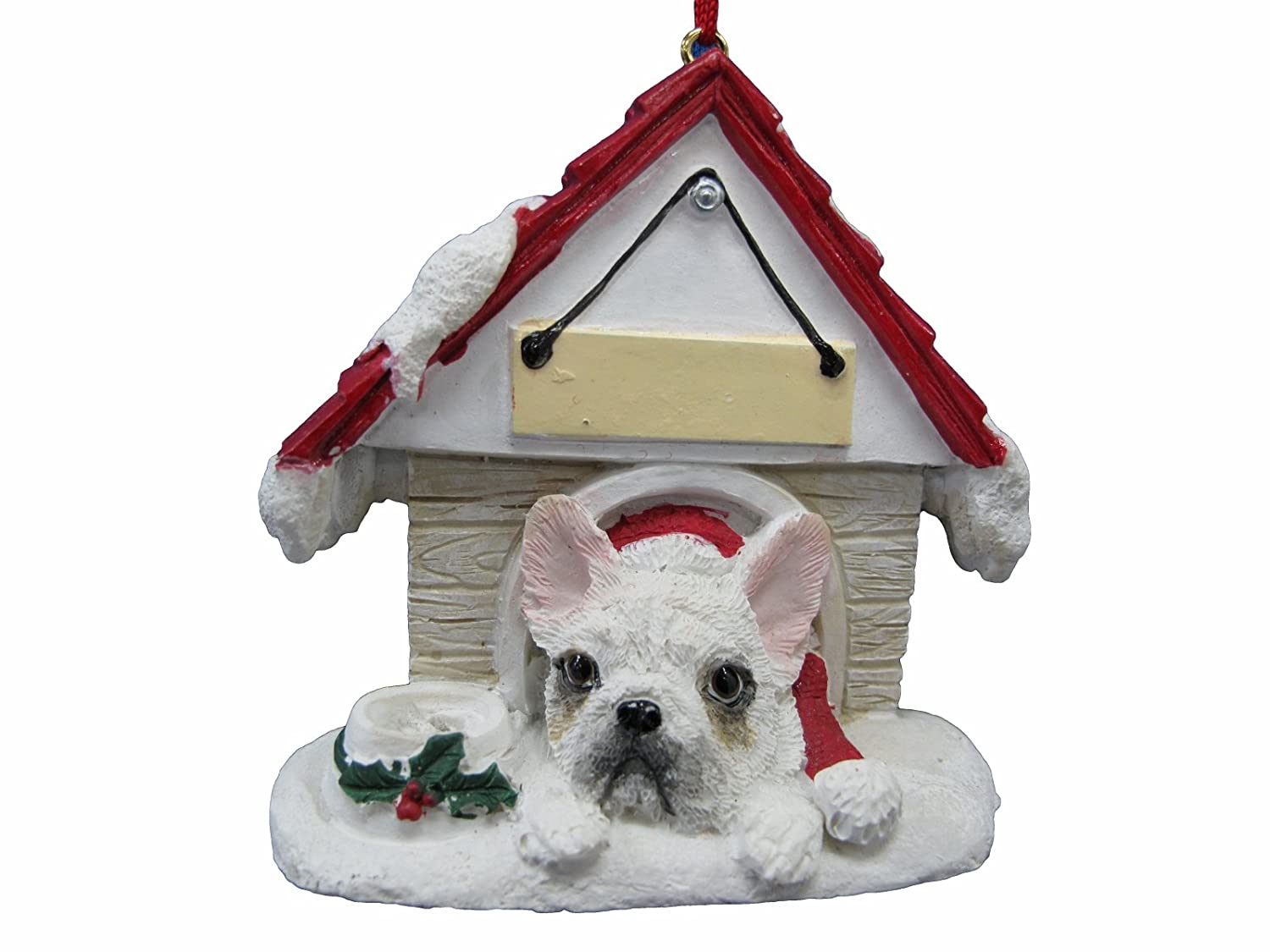 Dog House Christmas Ornament