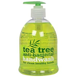 Tea Tree Anti - Bacterial Handwash