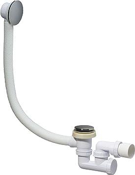 Wirquin SP780399 Quick-Clac Vidage de baignoire avec trop-plein Chrome -  vlwwbzar-92 058aa2ba7d7d