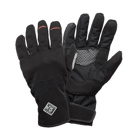 Tucano urbano 9933UN6 zEUS dILUVIO-four season cE mark glove, respirant et imperméable, touch screen-noir-taille xL