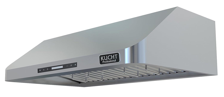 KUCHT KRH3001U Pro-style 30 in. Under Cabinet Range Hood in Stainless Steel