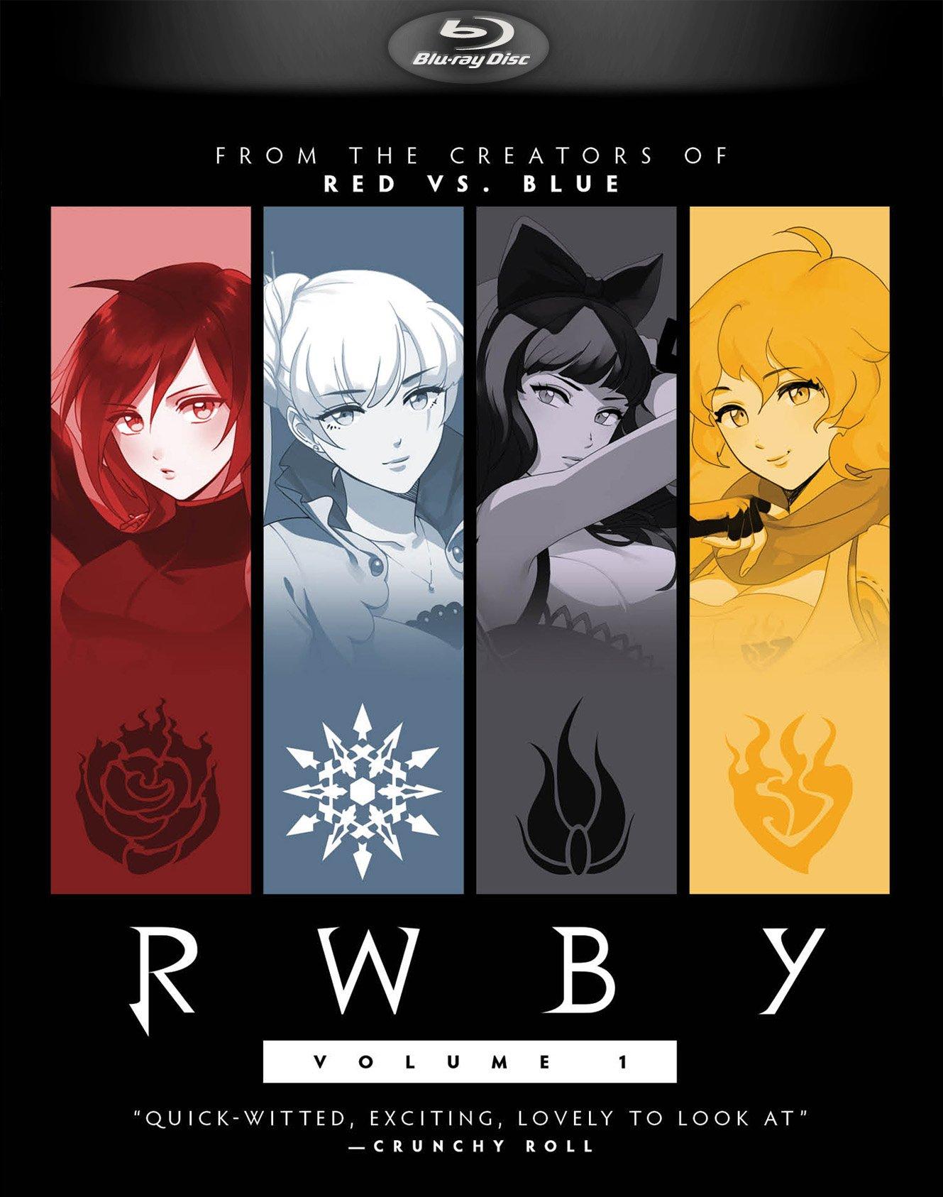 Rwby [Blu-ray] [Import]
