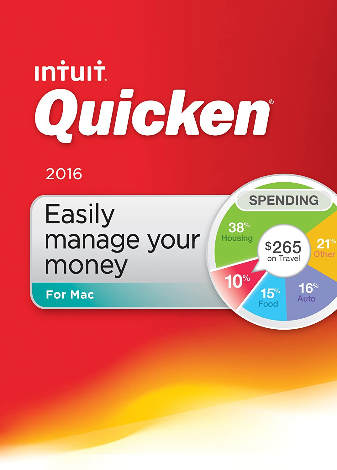 Quicken For Mac 2016 Personal Finance & Budgeting Software