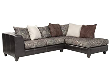American Furniture Classics True Timber Camouflage Sectional Sofa