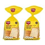 Schar Gluten Free Artisan Baker White Bread, 2 Count
