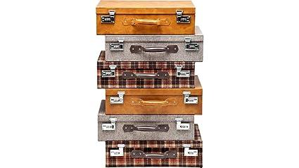 Kare 77520 Kommode Highlands Suitcase 6SK