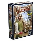 Pegasus Press PEG55115G Istanbul Board Game (Color: Base Game)