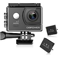 DBPOWER EX5000 14MP WiFi 1080P HD Sport Camera Bundle