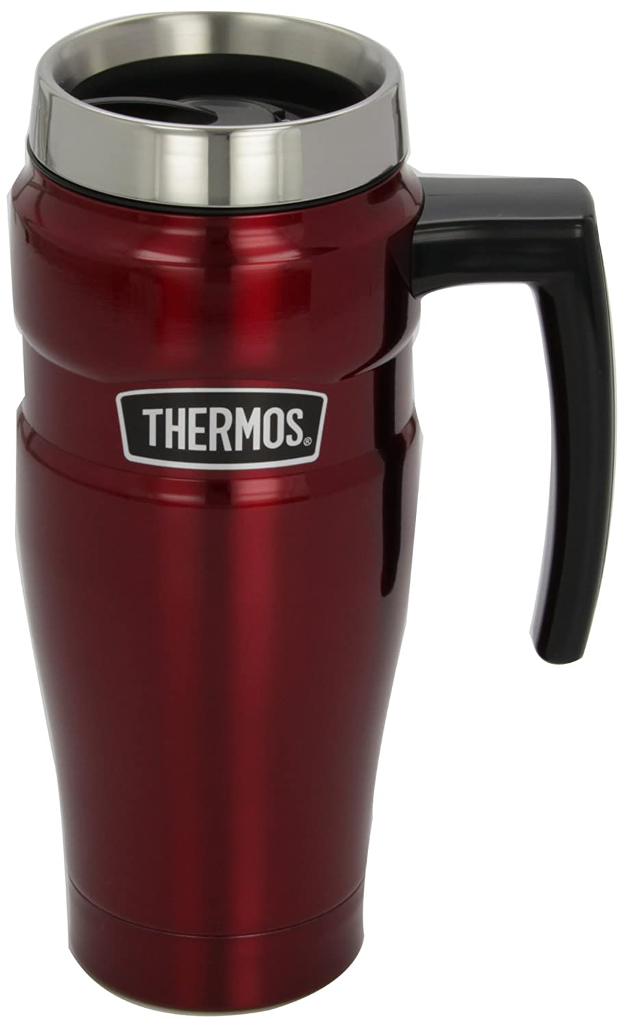 Thermos travel mug with handle images - Thermos a the ...