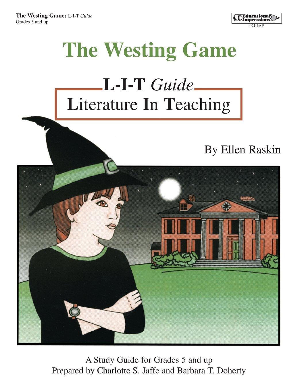 the westing game by ellen raskin essay