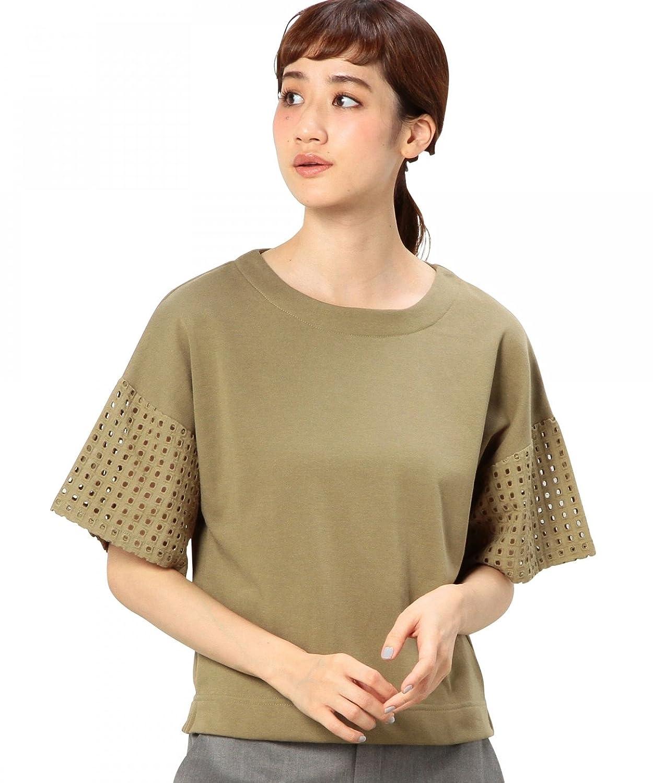 Amazon.co.jp: (ユナイテッドアローズグリーンレーベルリラクシング) UNITED ARROWS green label relaxing GC アイレットLACE PO 36176992031 67 Olive フリー: 服&ファッション小物