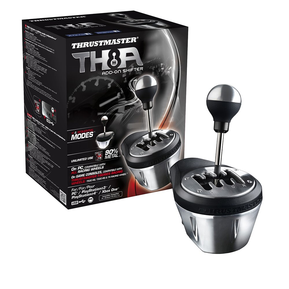 Thrustmaster Gearbox Shifter