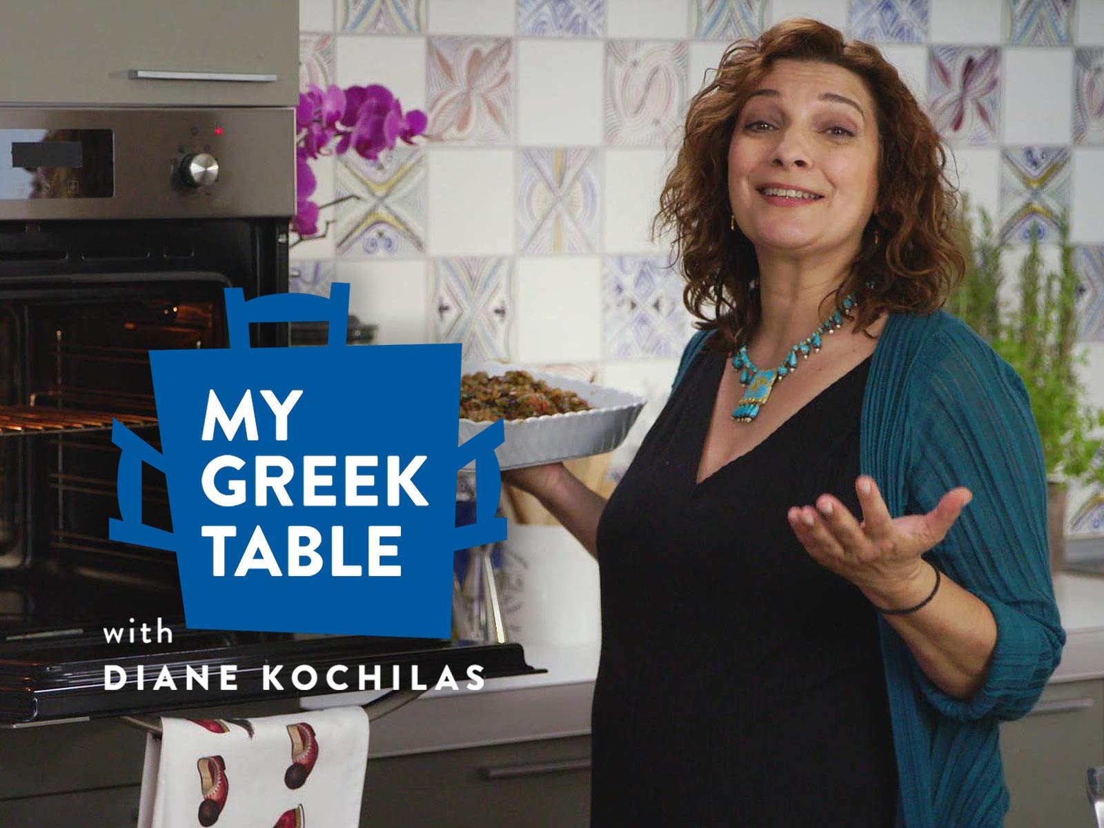 My Greek Table with Diane Kochilas on Amazon Prime Video UK