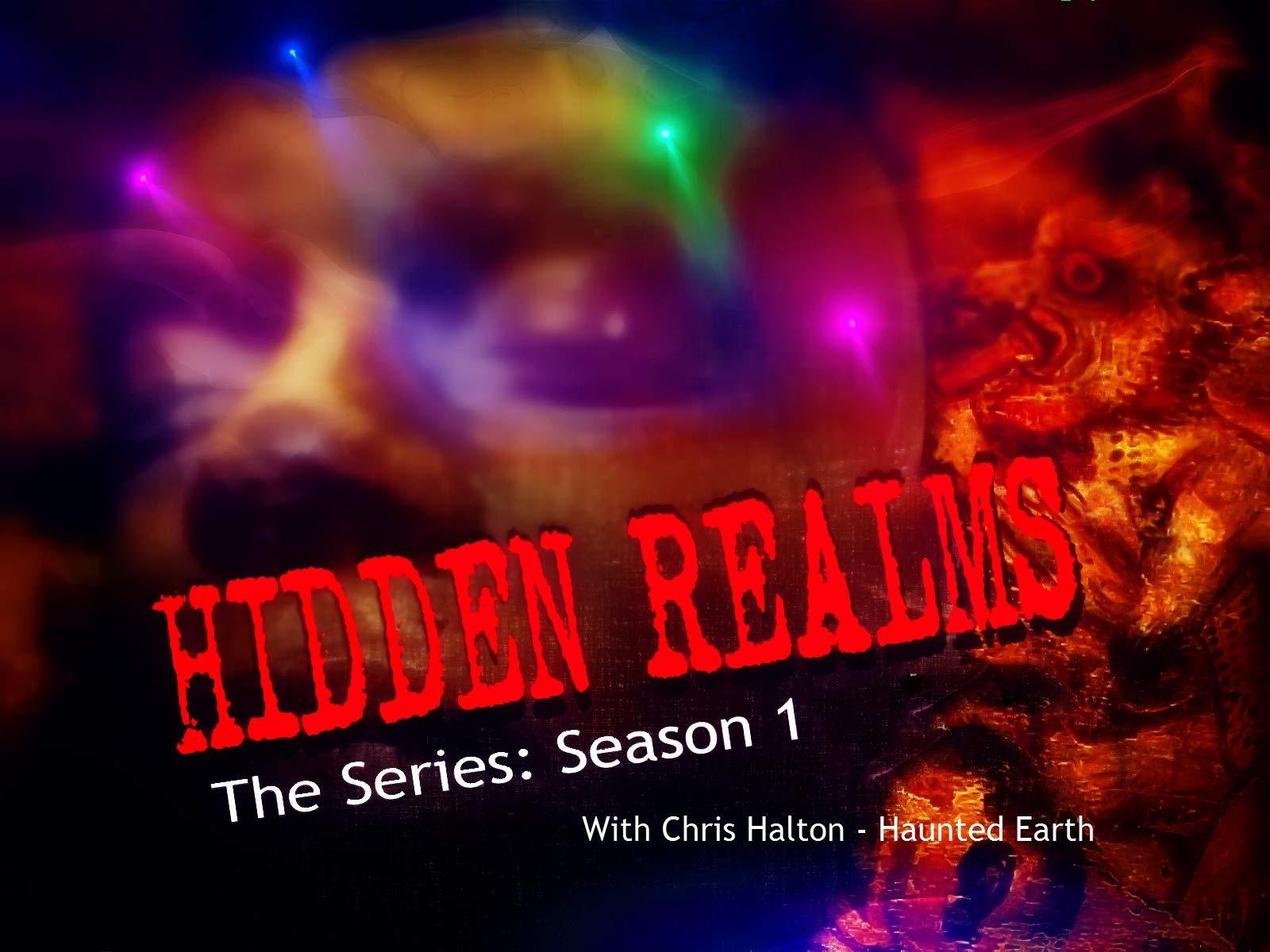 Hidden Realms on Amazon Prime Instant Video UK