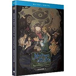 Muhyo & Roji's Bureau of Supernatural Investigation: Season 1 [Blu-ray]