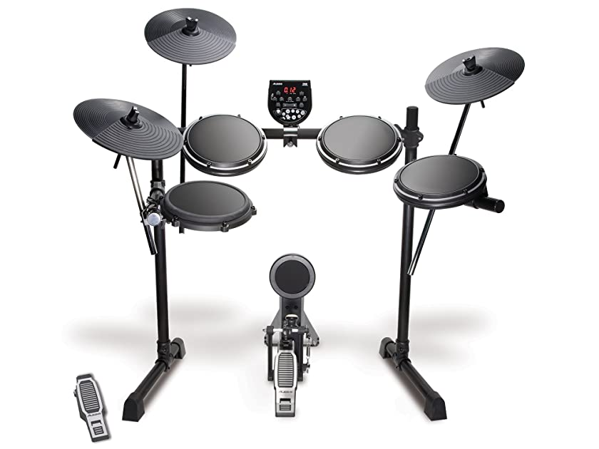 alesis dm6 usb kit five piece electronic drum set 0464646845454 buy new and used musical. Black Bedroom Furniture Sets. Home Design Ideas