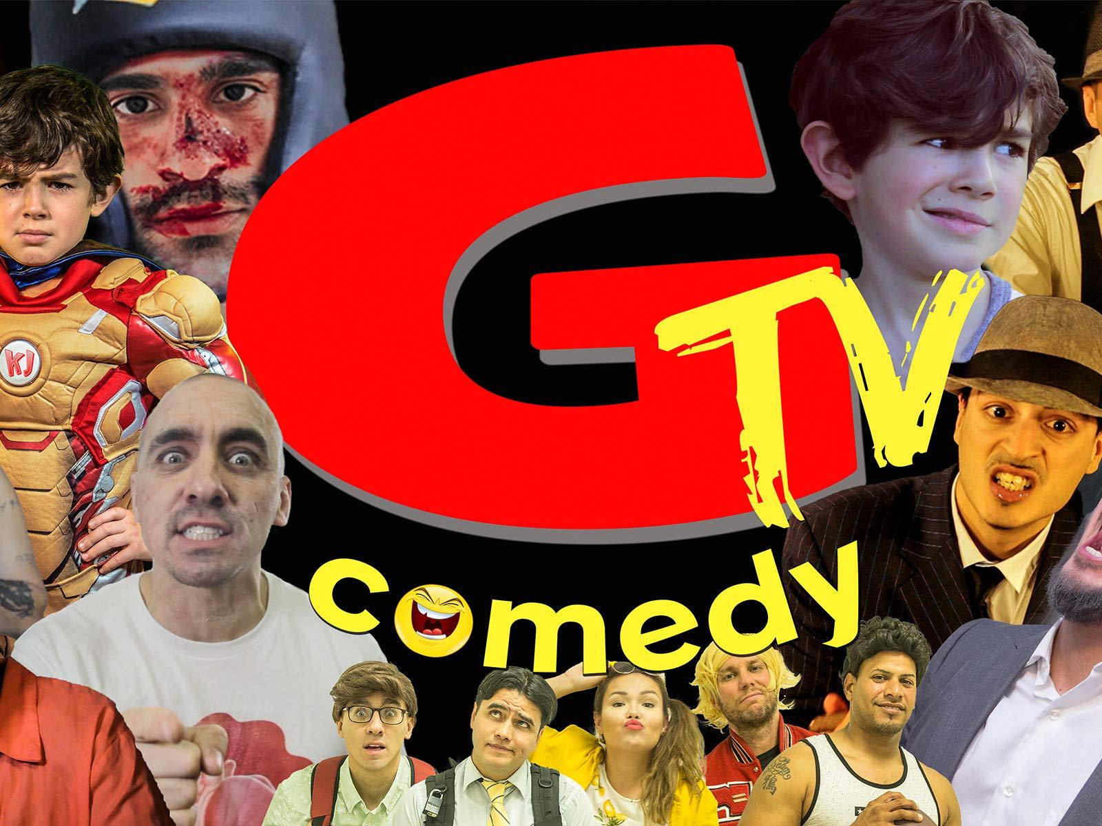 GTV Comedy on Amazon Prime Instant Video UK