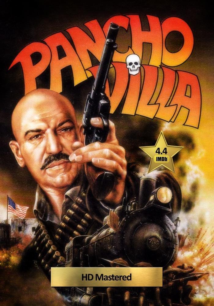 Pancho Villa Cover