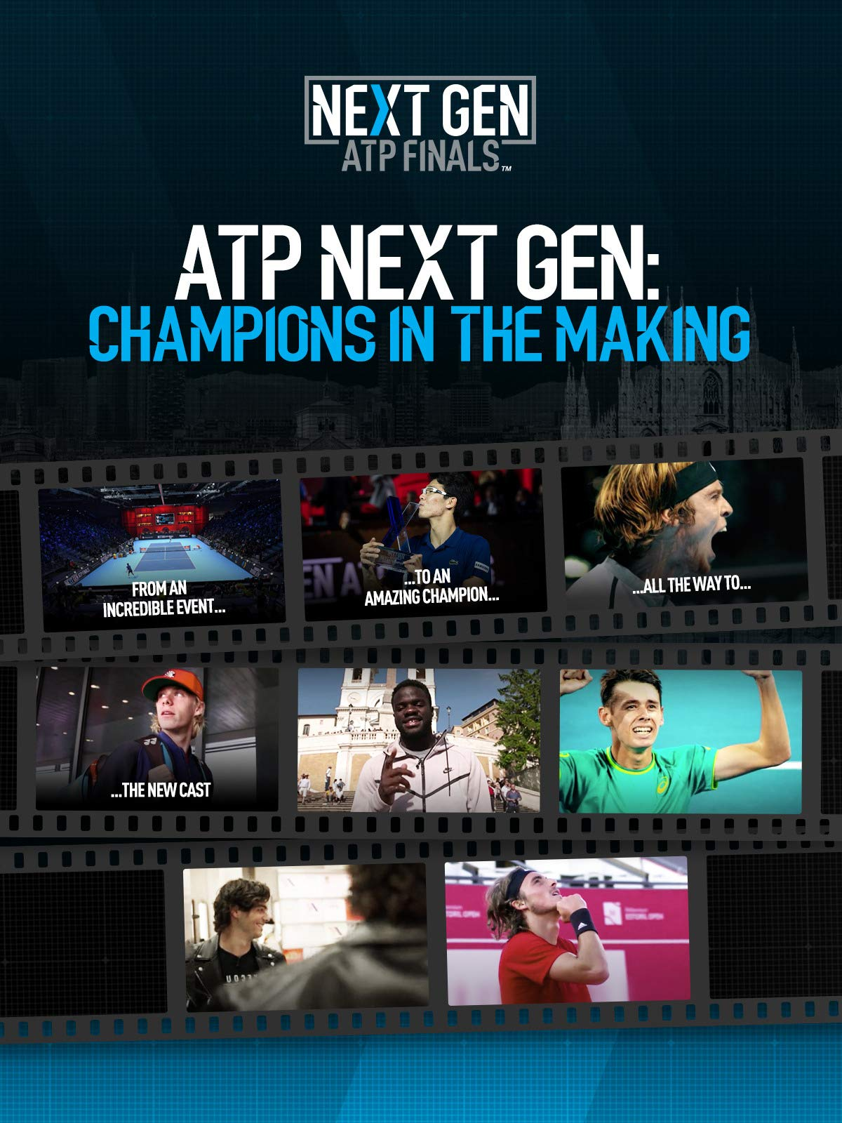 ATP Next Gen: Champions In The Making on Amazon Prime Video UK