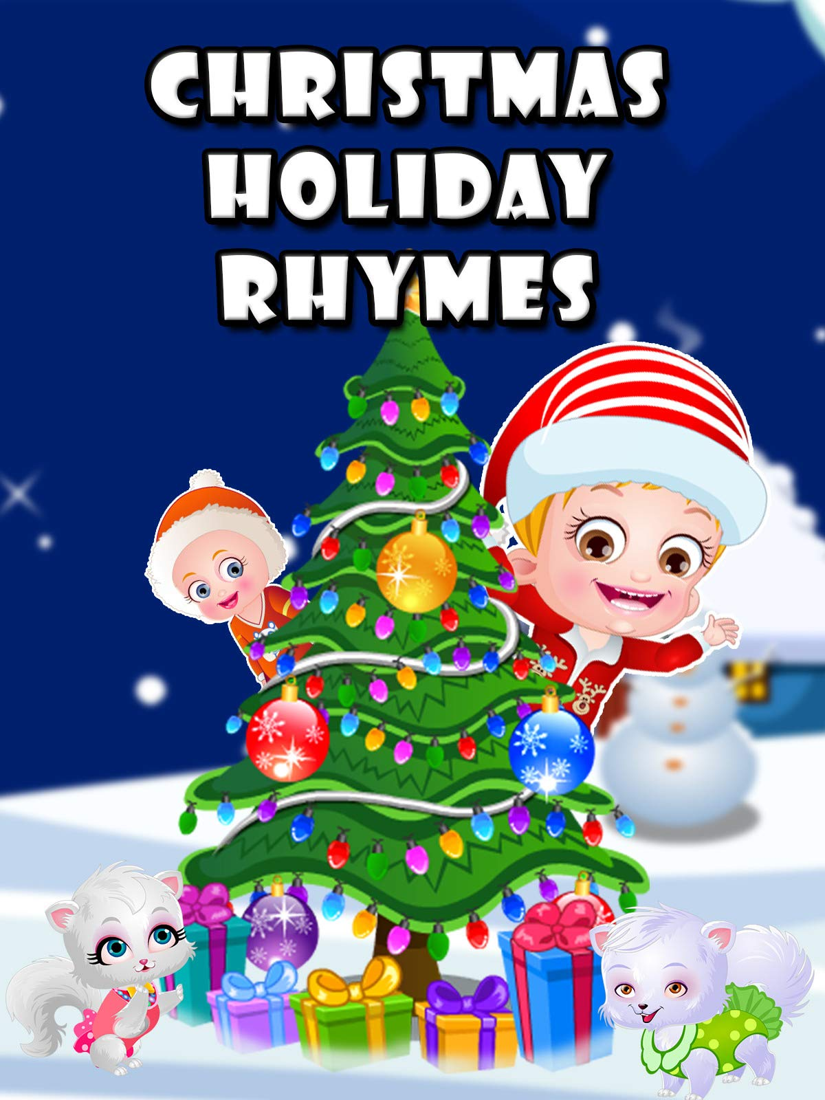 Christmas Holiday Rhymes on Amazon Prime Instant Video UK