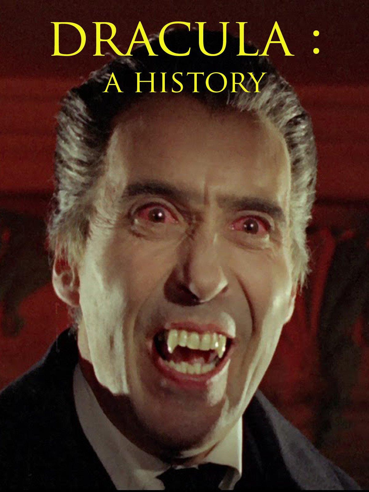 Dracula : A History