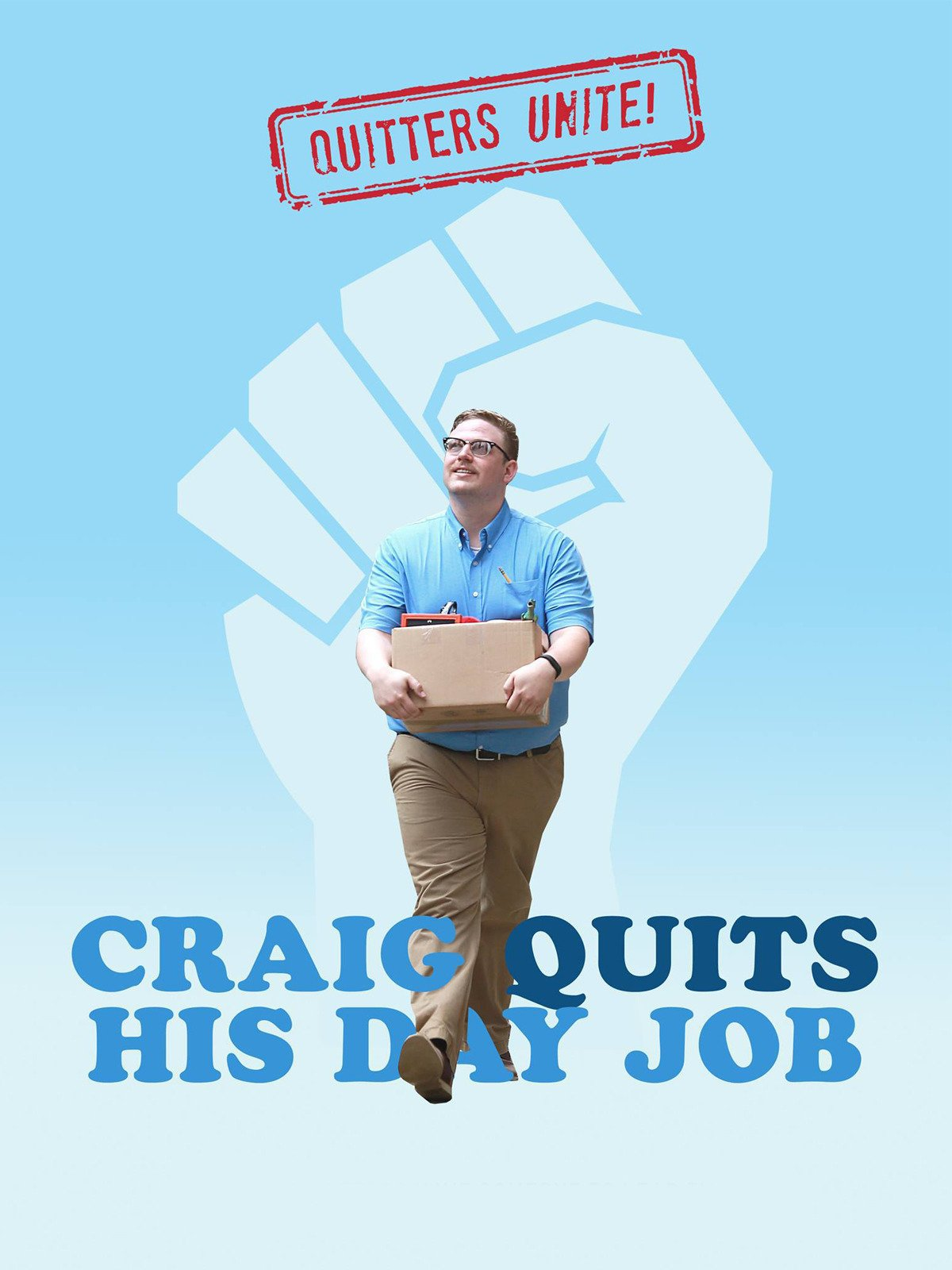Craig Quits His Day Job