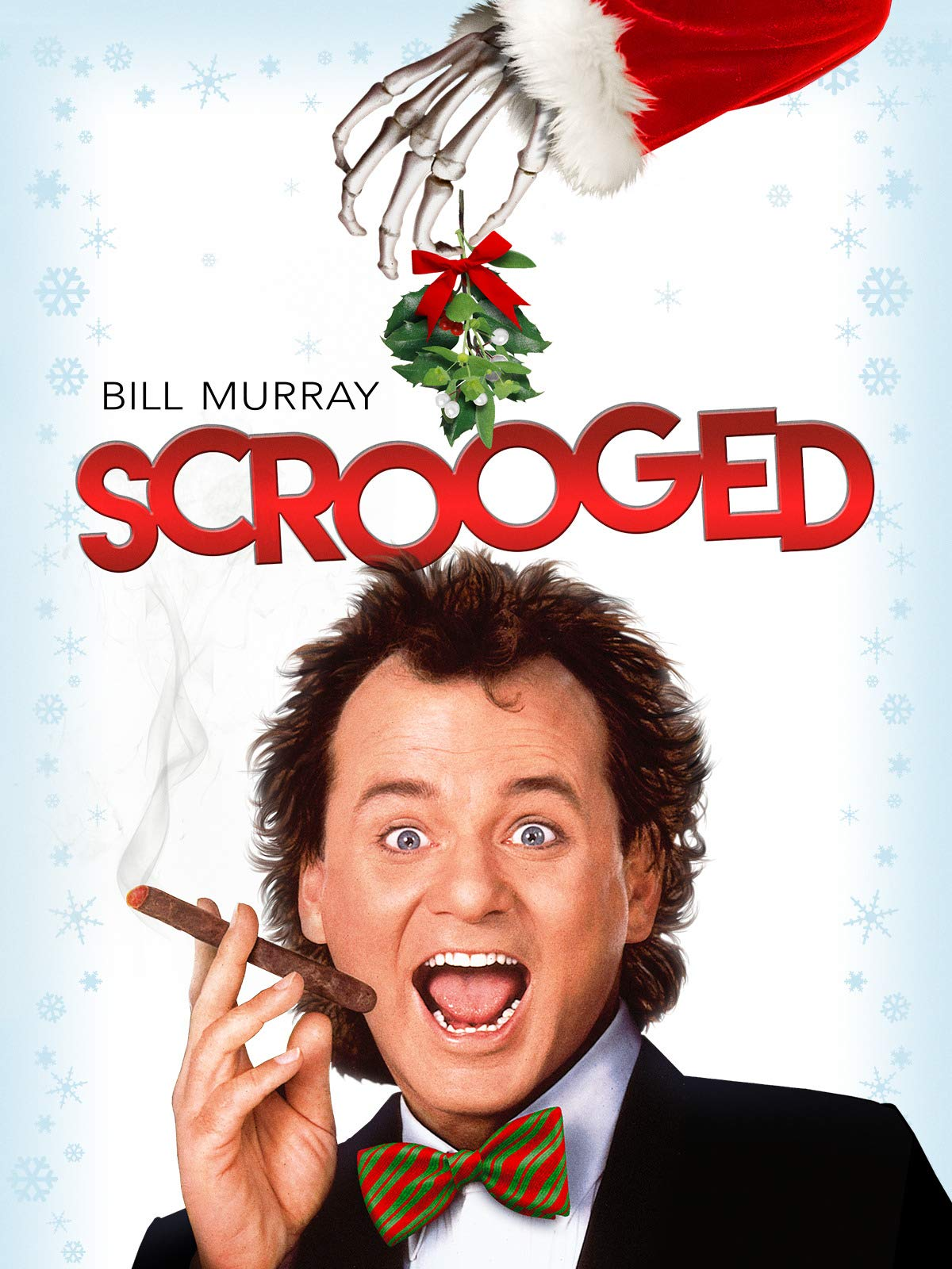 Scrooged on Amazon Prime Video UK