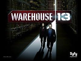 Warehouse 13 Season 1 [OV]