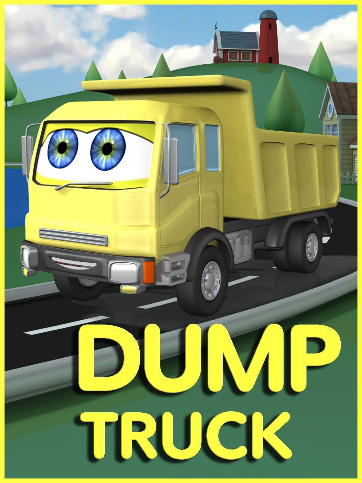 Dump Truck on Amazon Prime Instant Video UK