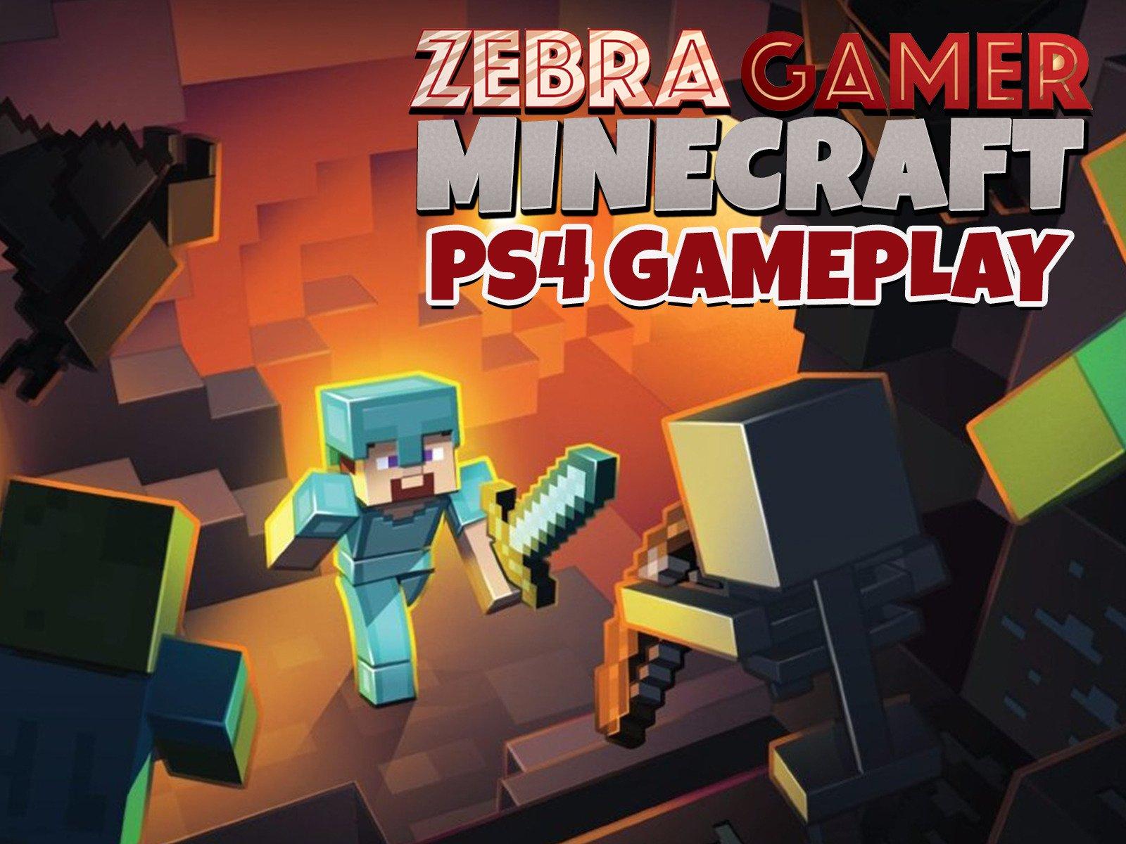 Clip: PS4 Gameplay Minecraft - Season 1