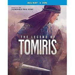The Legend Of Tomiris [Blu-ray]