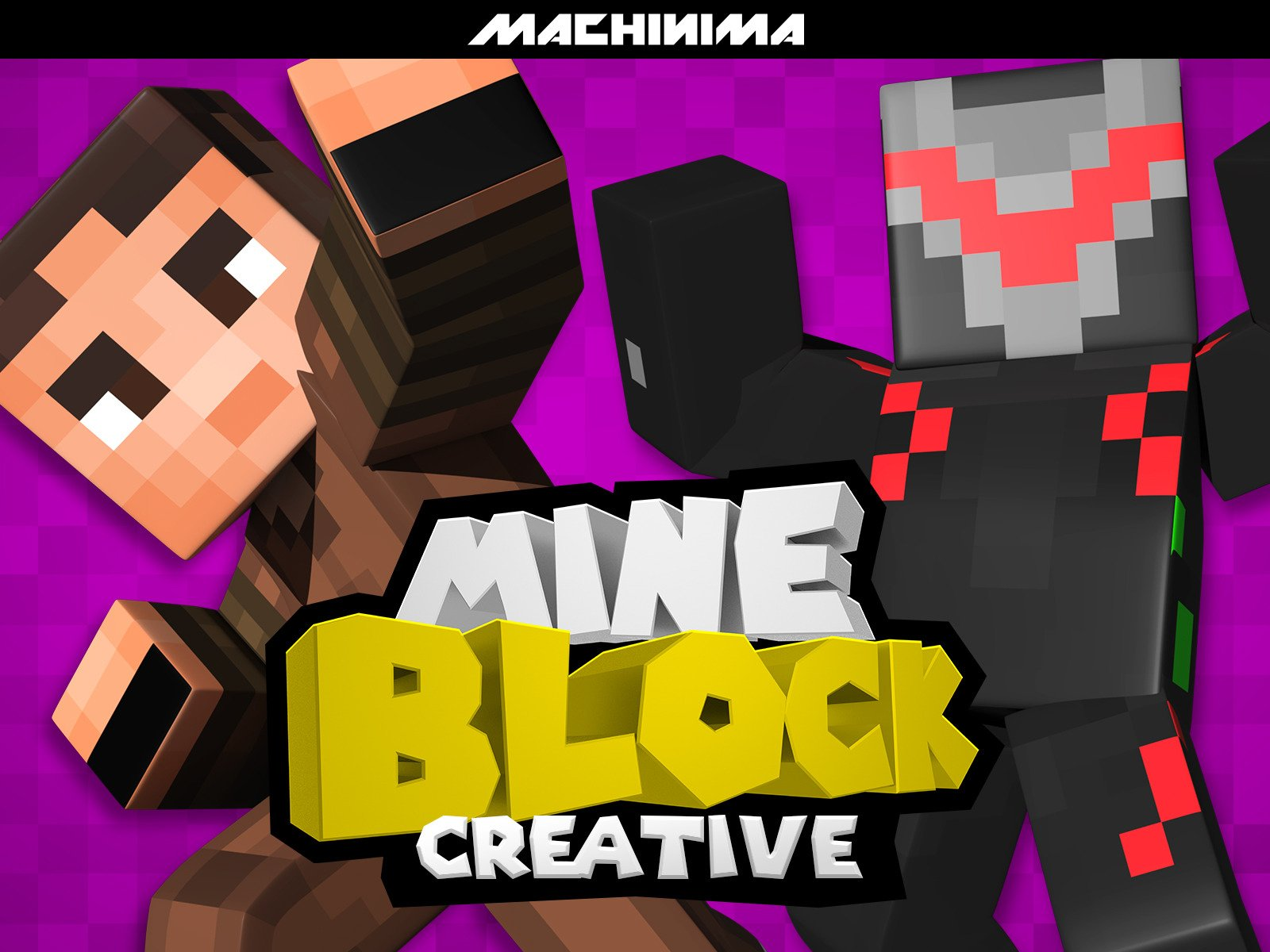 Clip: Mine Block: Creative on Amazon Prime Video UK