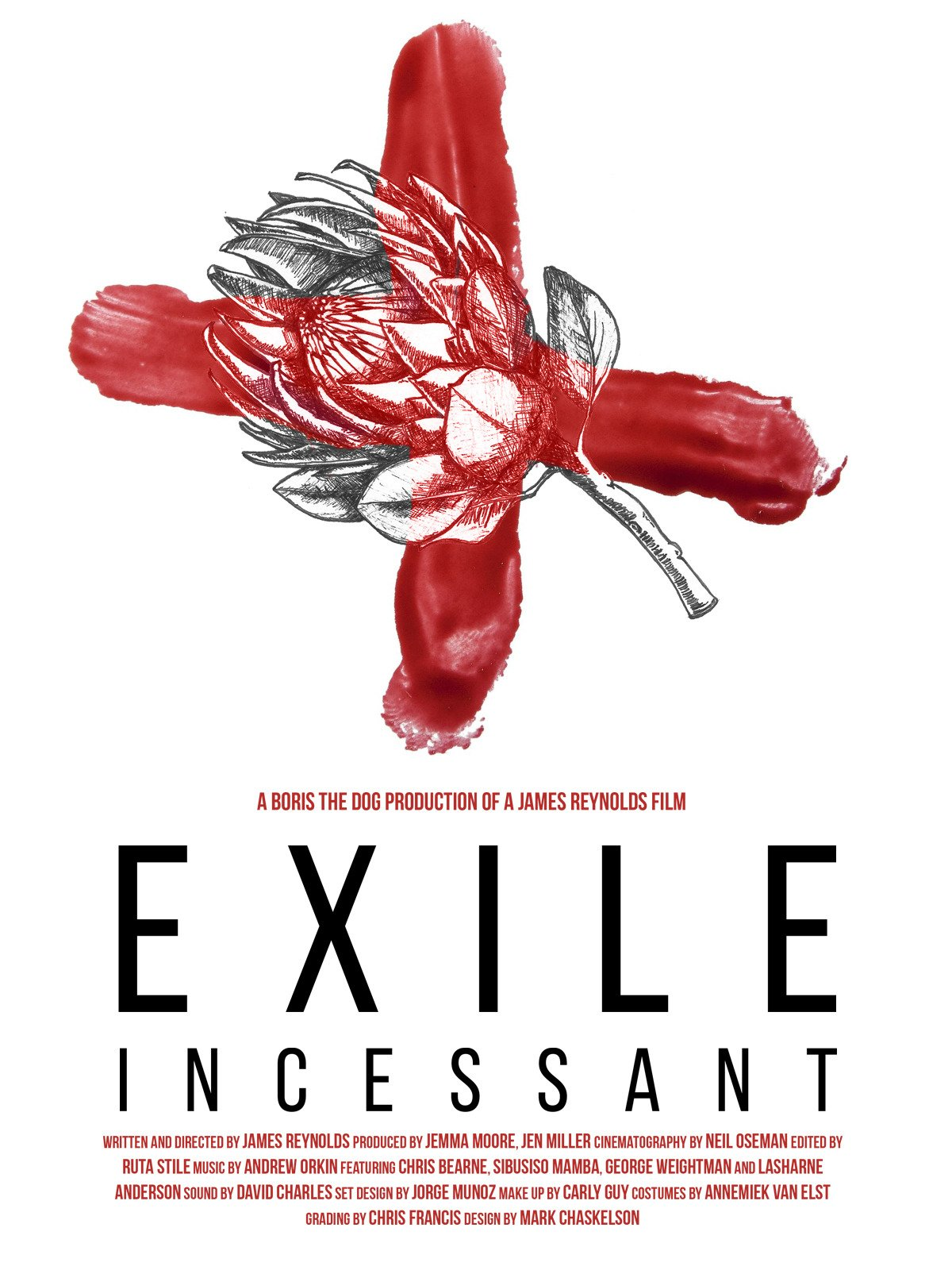 Exile Incessant on Amazon Prime Instant Video UK