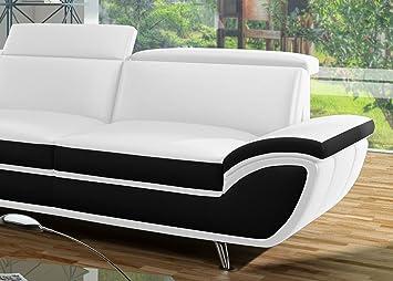Polstergarnitur Ecksofa Polsterecke Sofa Couch Garnitur Nevada 2