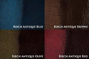 *Detail Shop Chesterfield Sofa Tudor 3 Sitzer Echtleder Used Optik Vintage  Semi Anilin Leder.
