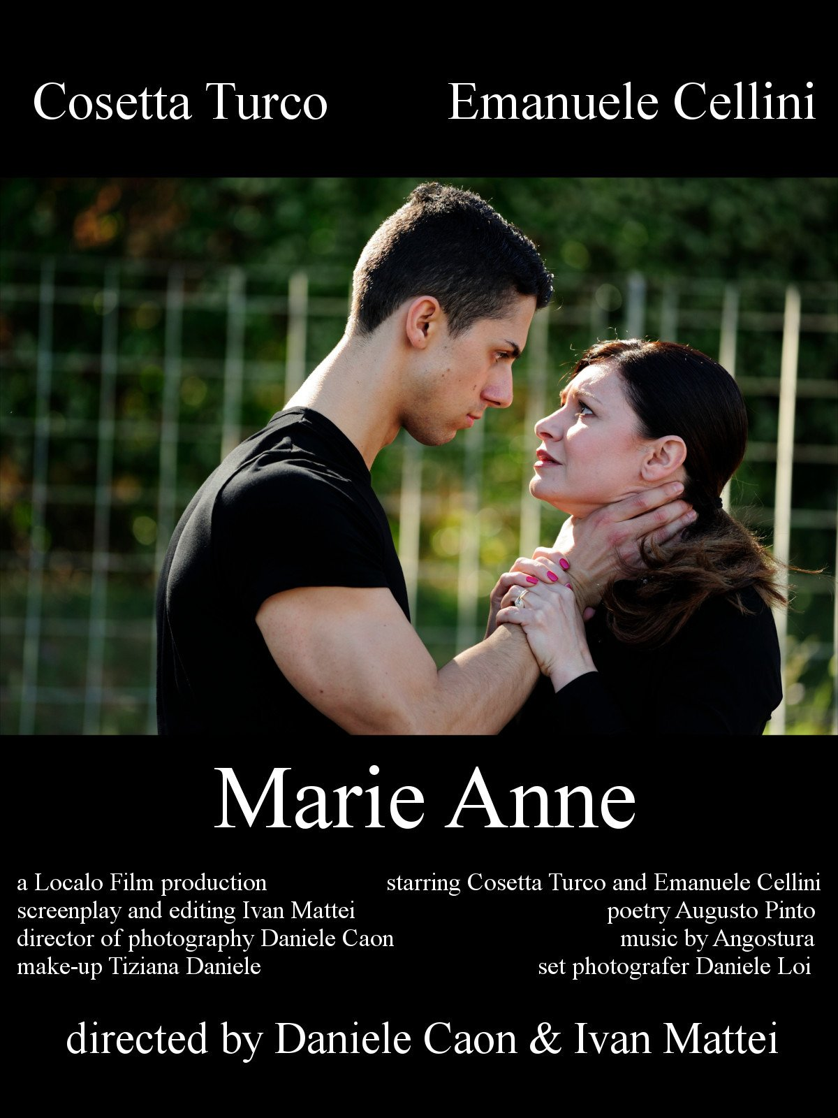 Marie Anne