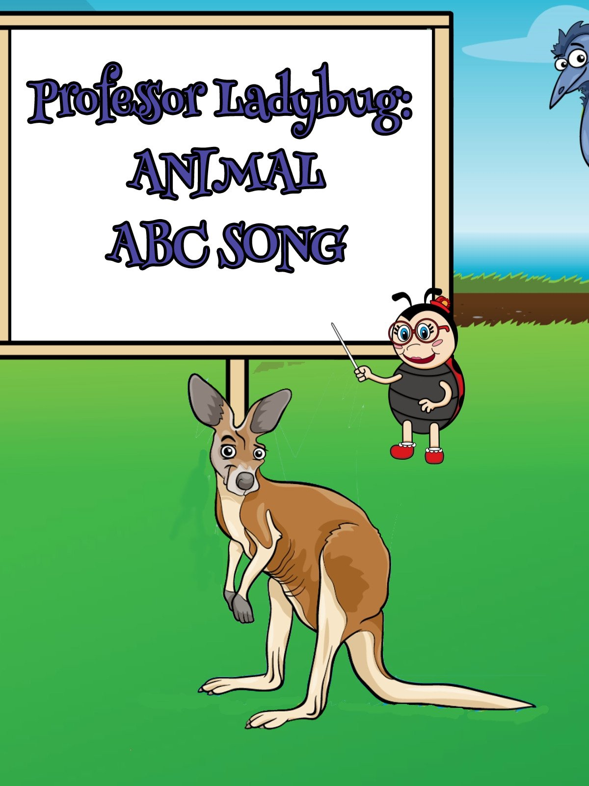 Professor Ladybug: Animal ABC Song