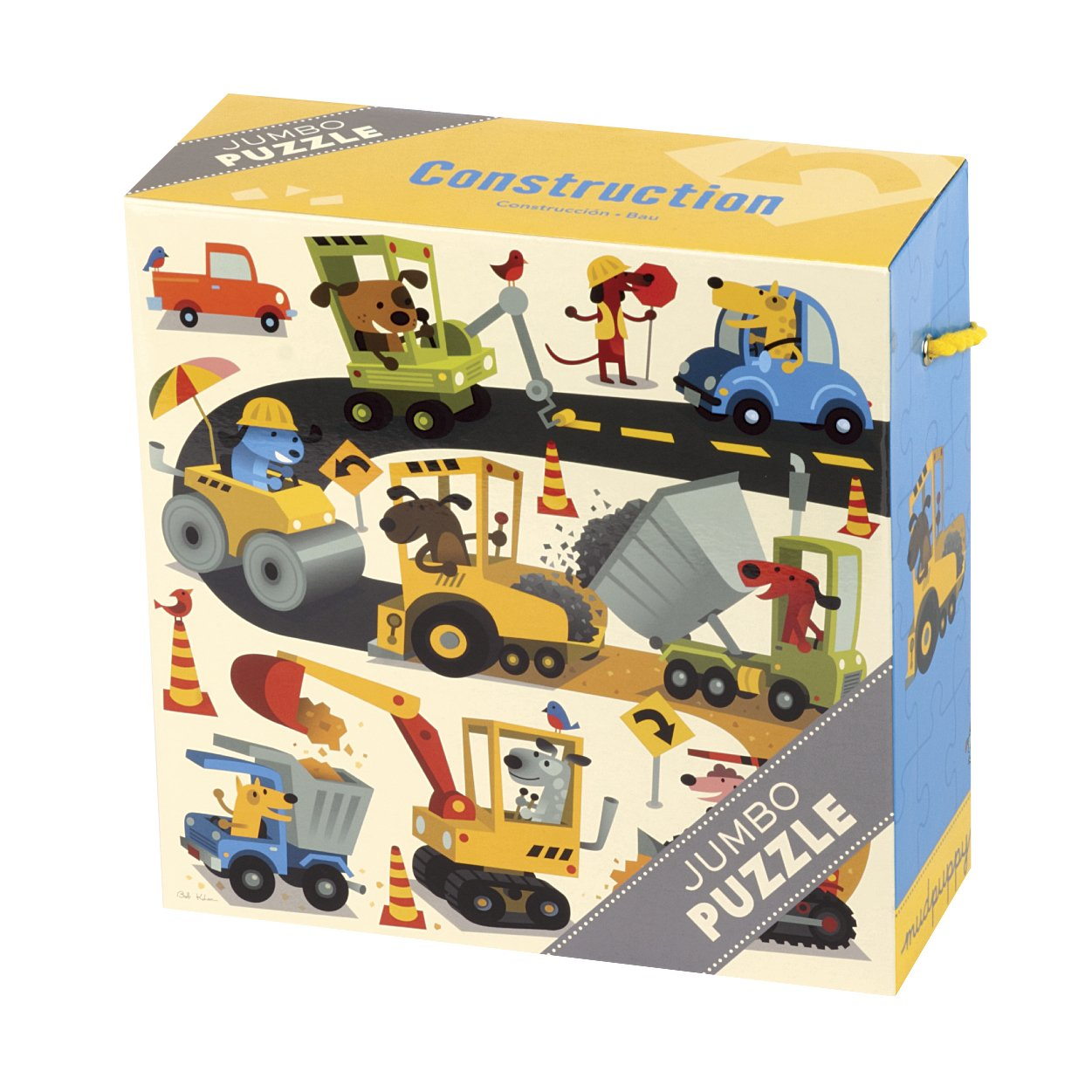 construction puzzle theme games puzzles together floor olds activities toys amazon mudpuppy gift pieces jumbo queen toddlers piece put