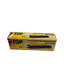 Blue tip cigarette review