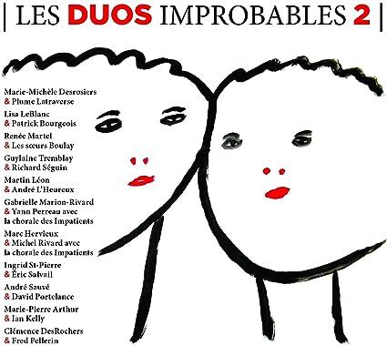 Les Duos improbables 2
