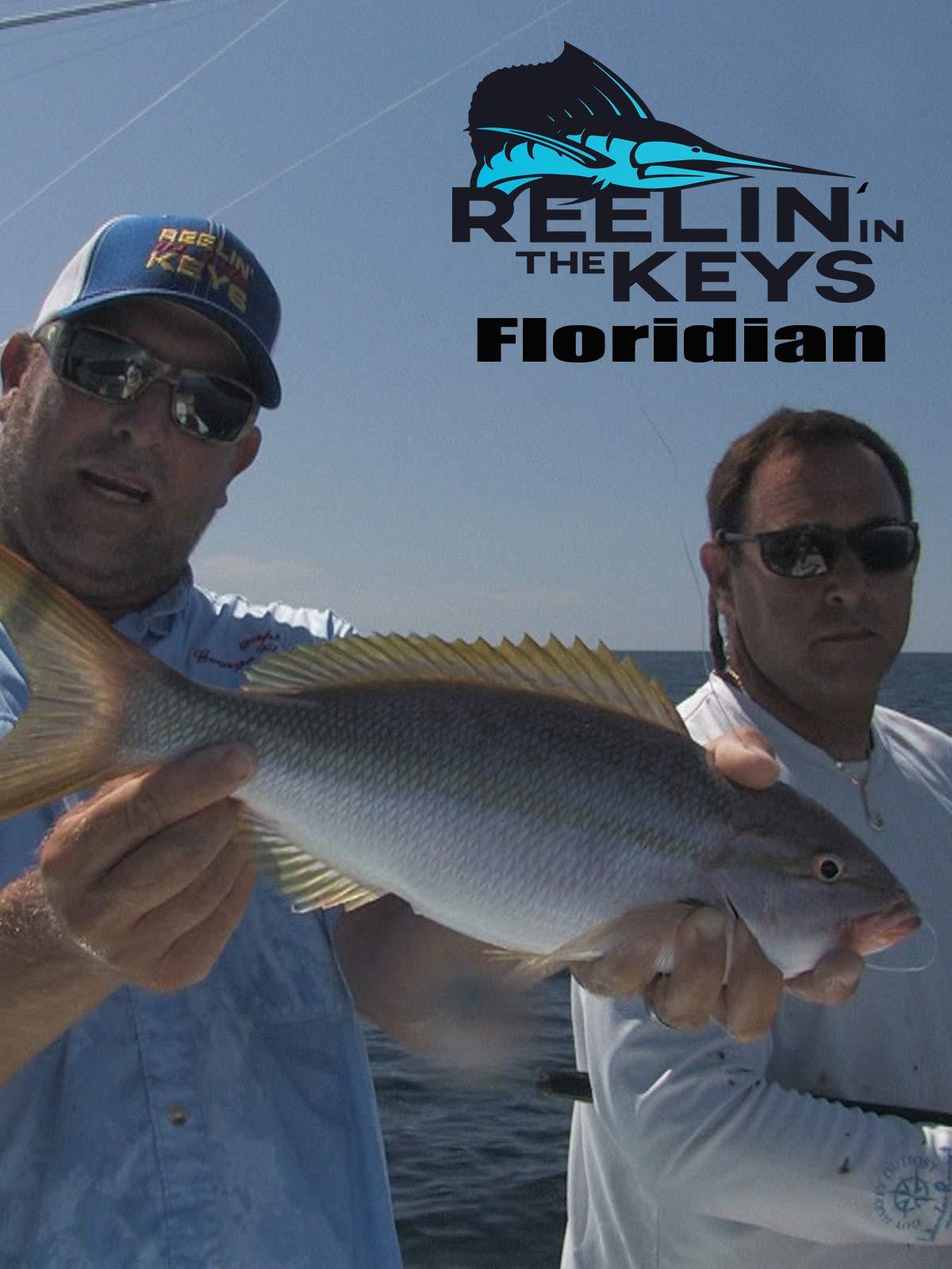 Reelin' In The Keys-Floridian