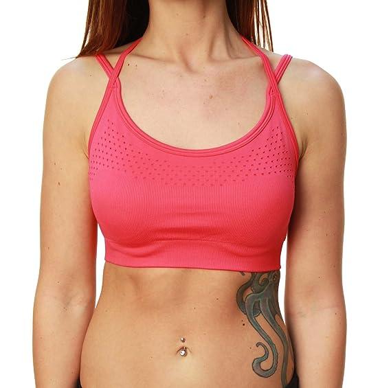 Nike Women's Dri-Fit Stay Cool Training Sports Bra