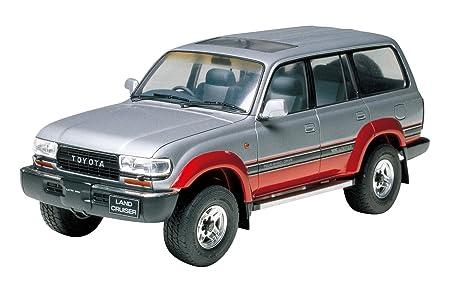 Tamiya - 24107 - Maquette - Toyota Land Cruiser 80VX Limited - Echelle 1:24