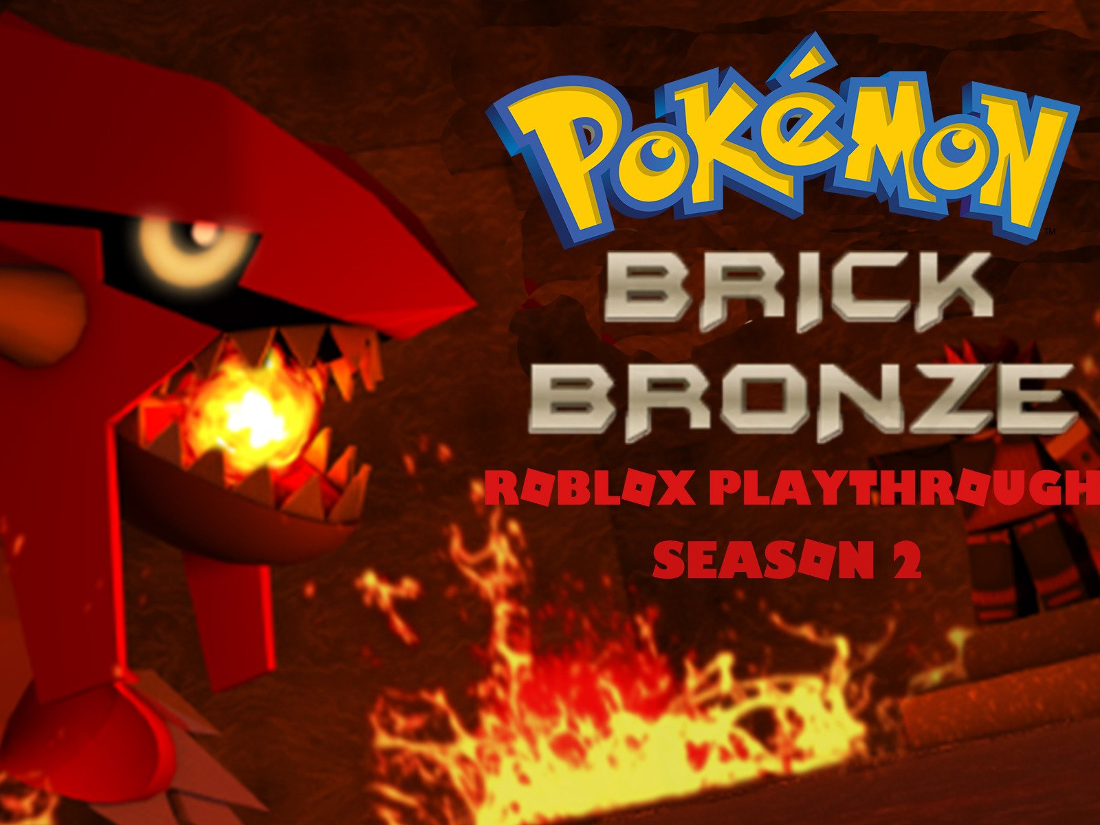 Clip: Pokemon Brick Bronze Roblox Playthrough