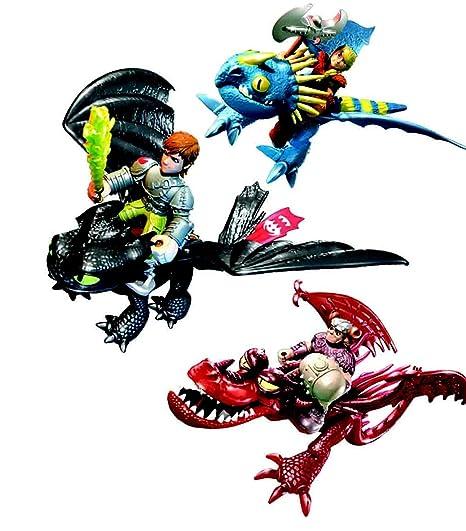 Spin Master - 6024162 - Figurine Et Dresseur Dragon - Modèle Aléatoire