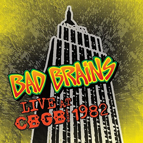 Vinilo : Bad Brains - Live CBGB 1982 [Limited Edition] [Colored Vinyl] (Limited Edition, Black)