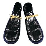 Forum Novelties Jumbo Clown Shoes, Black (Color: Black, Tamaño: One Size)