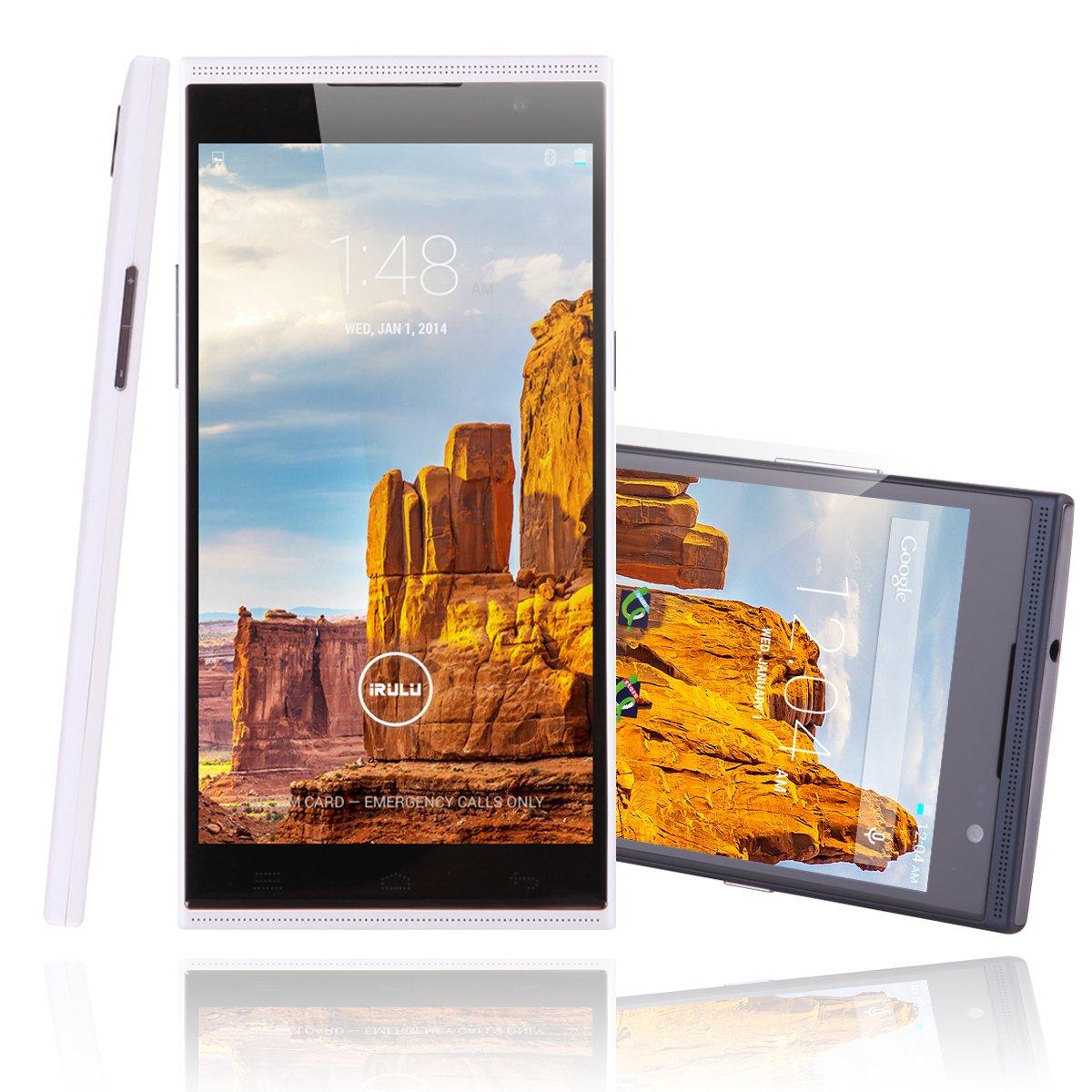 iRulu Newest V1 Phone Ultra Lightweight Android Smartphone