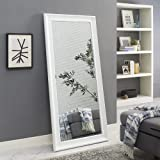 Naomi Home Framed Mirror White/65